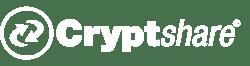 Cryptshare Logo negativ